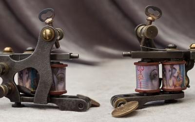 Mini Waters Side Wheeler machine with Ganesh coils.