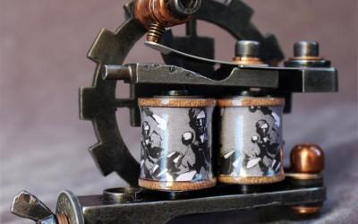 Laibach Tattoo Machine #1, ''Drummer''