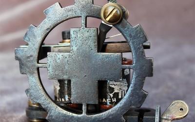 Laibach Tattoo Machine #2, ''Worker''
