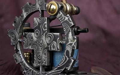 Laibach Tattoo Machine #4, ''Spectre''