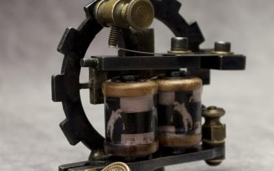 Laibach Tattoo Machine #5, ''Laibach''